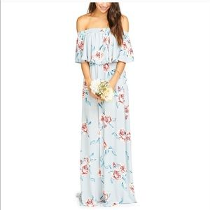 Show Me Your Mumu Hacienda Gown (H2)